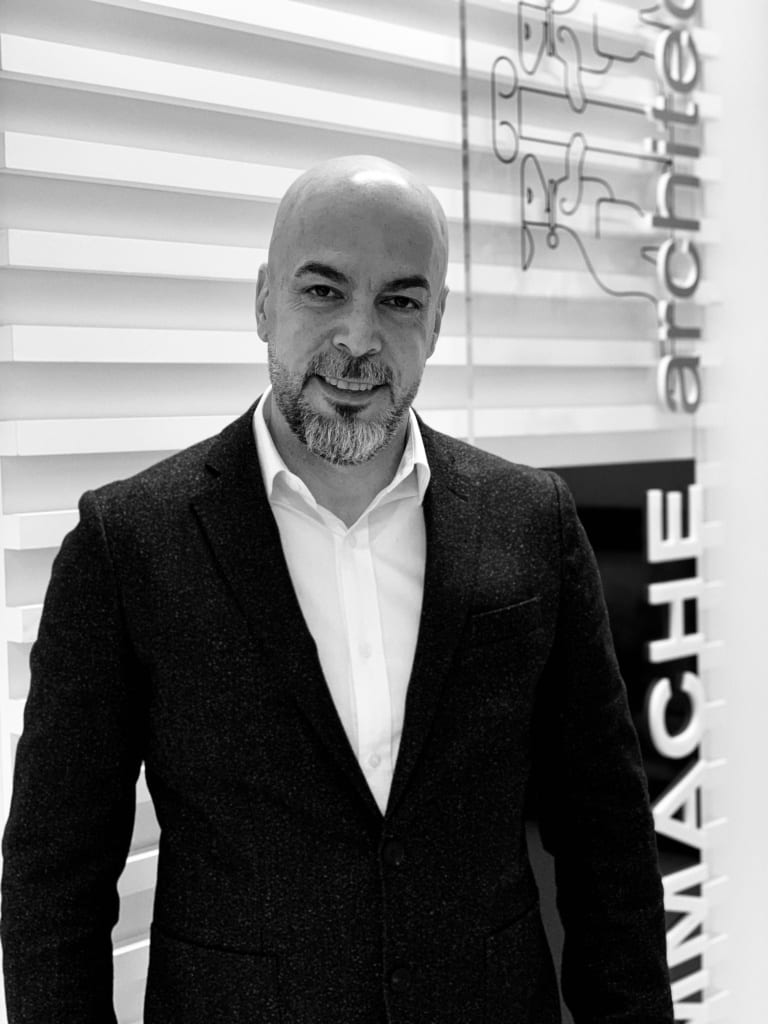 Nidal Ammache Founder Of Ammache Architects An Architect Firm In Melbourne